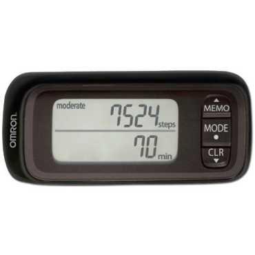 Omron HJ-303 Pocket Pedometer