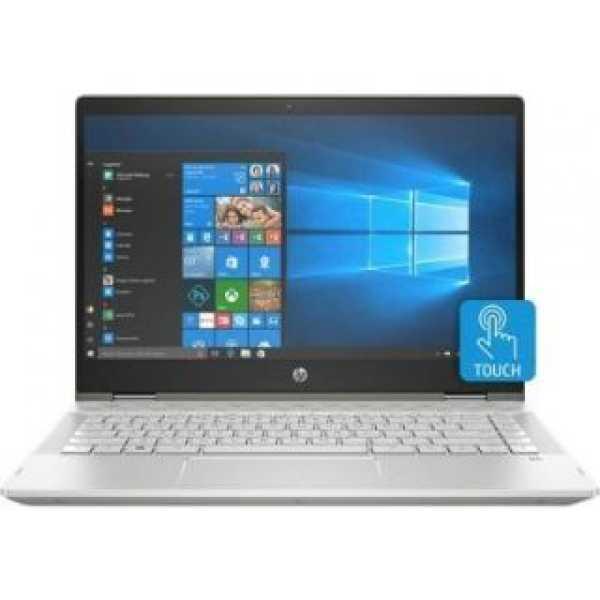 HP Pavilion TouchSmart 14 x360 14-cd0087TU (4NL42PA) Laptop (14 Inch | Core i5 8th Gen | 8 GB | Windows 10 | 1 TB HDD 128 GB SSD)
