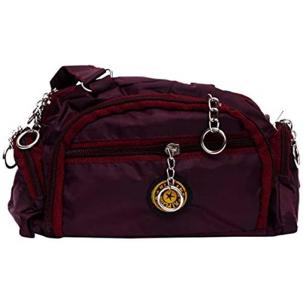 Women s Handbag Maroon ZE121