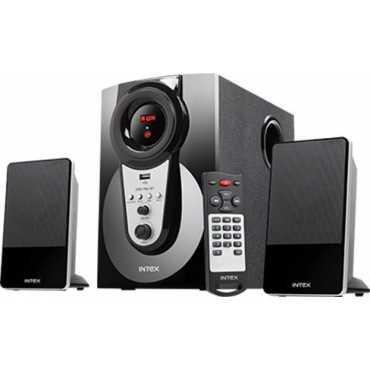 Intex IT-2490 FMU Multimedia Speakers - Black