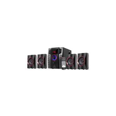 Intex IT-3005 TUFB 4 1 Channel Home Theater System
