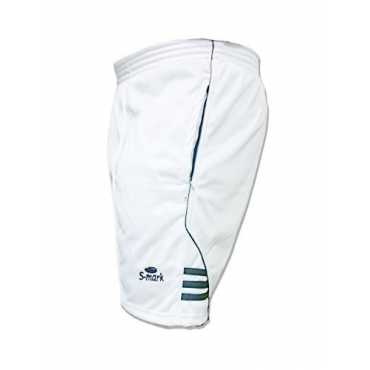Men's Polyester Shorts (SMKshortsw_white 32-36)