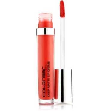 Colorbar  Deep Matte Lip Creme (Deep Rust)