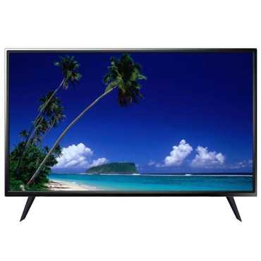 Croma CREL7318 32 Inch HD Ready LED TV - Black