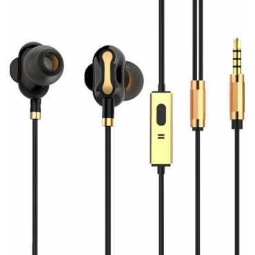 TAGG SoundGear-500 In-Ear Headset - Black