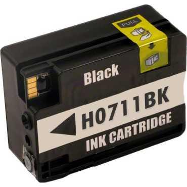 Dubaria 711 Black Ink Cartridge - Black