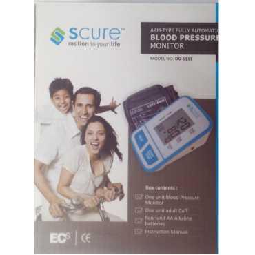 Scure DG5111 Bp Monitor