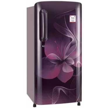 LG GL-B201APDX ASDX 190L 4S Single-door Refrigerator Dazzle