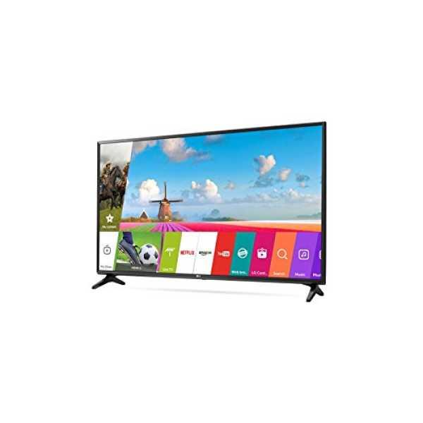 LG 49LJ554T 49 Inch Full HD Smart LED TV