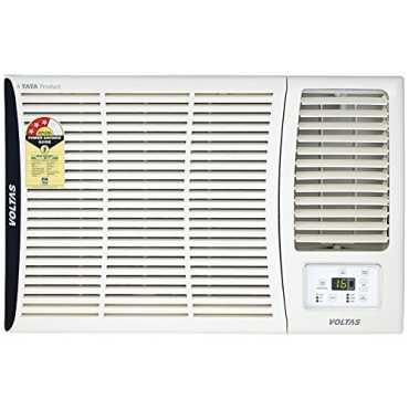 Voltas 183 DZA 1.5 Ton 3 Star WIndow Air Conditioner - Brown