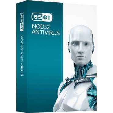 Eset NOD32 Antivirus 2017 1 PC 1 Year Antivirus
