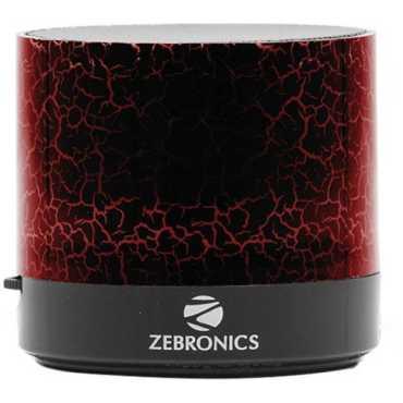 Zebronics Bliss Bluetooth Speaker