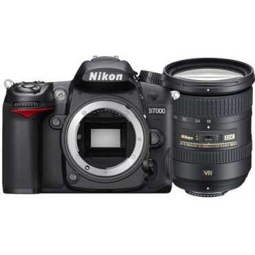 Nikon DX D7200 DSLR with AF-S 18-200mm VR Kit Lens