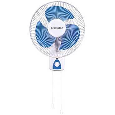 Crompton Windflo 3 Blade (300mm) Wall Fan - White