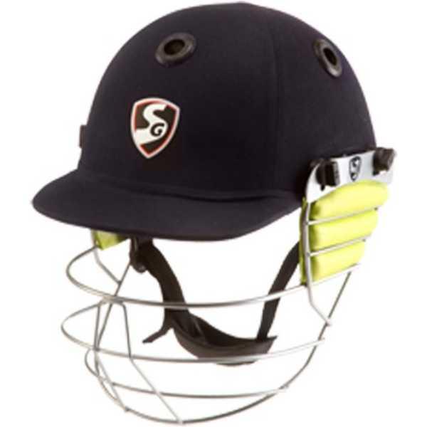 SG Polyfab Multicolor Cricket Helmet (Small)