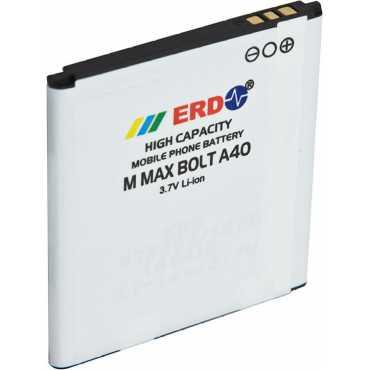 ERD 1400mAh Battery (For Micromax Bolt A40/ Lava 454)