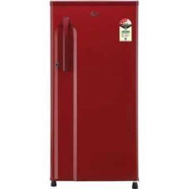 LG GL-B191KPRW 188 L 3 Star Inverter Direct Cool Single Door Refrigerator