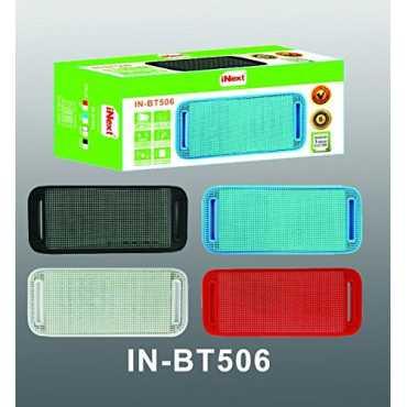 Inext IN-BT506 Bluetooth Speaker - Black