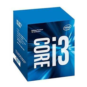 Intel Core i3 7100 7th Gen LGA 1151 Processor - Silver