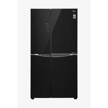 LG GC-C247UGBM 675 Liter Inverter Side by Side Refrigerator