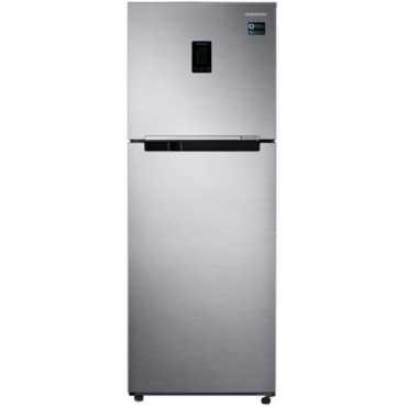 Samsung RT34M5538S8/HL 3 Star 324L Double Door Refrigerator (Elegant Inox)