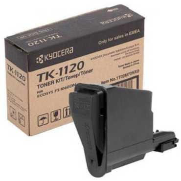 Kyocera TK-1120 Black Toner Cartridge