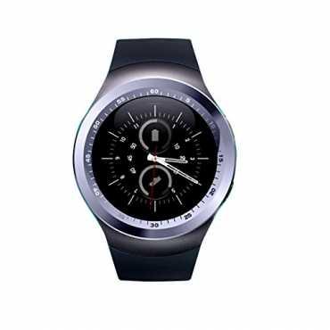 Bingo C7 Smart Watch  - Silver   Brown