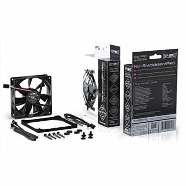 Noiseblocker NB-BlackSilentPro PE-P 92mm Cooling Fan