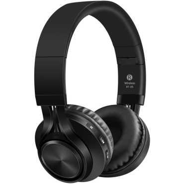 Sound One BT-06 Bluetooth Headphones - Black | White | Blue | Red