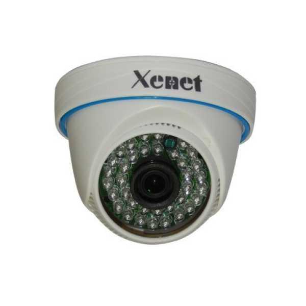 Xenet XN-9103IPD IP Dome Camera