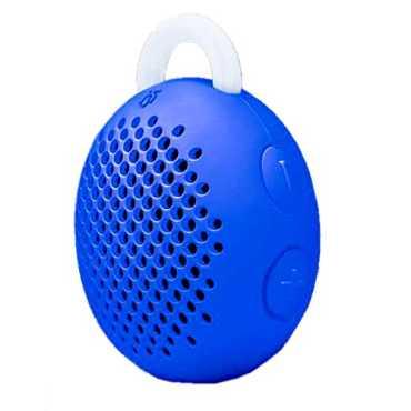 iBall Musiegg BT5 Portable Bluetooth Speaker - Yellow | Blue