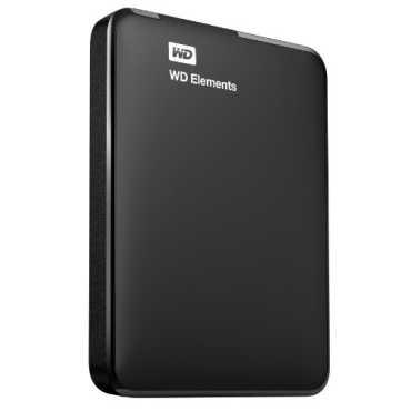 WD Elements Portable 1 TB USB 3 0 External Hard Disk