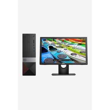 Dell Vostro AIO-3268 (A254105UIN8) (Pentium, 4GB, 1TB, Linux) Desktop - Black