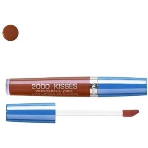 Diana of London 2000 Kisses Wonderful Lipstick (19-Icy brown) - Brown