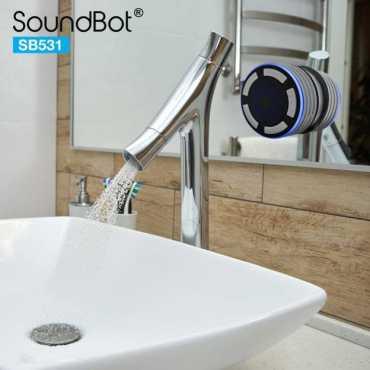 SoundBot SB531 Portable Bluetooth Speaker