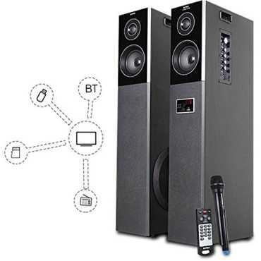 Intex IT-12004 TUFB Tower Speaker - Black
