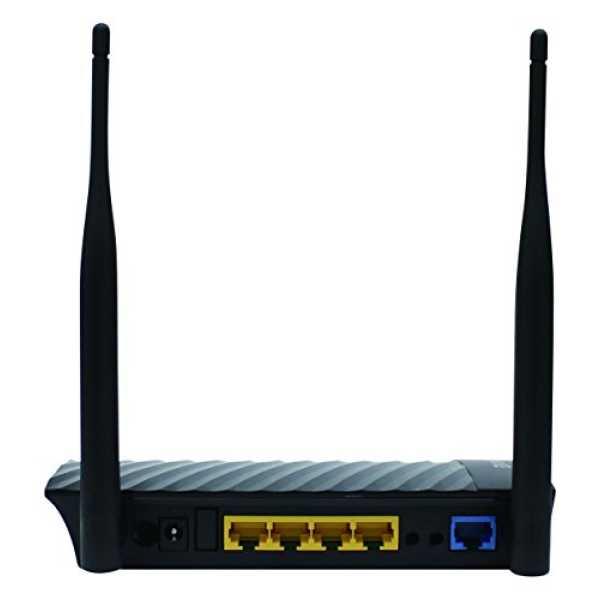 Digisol DG-HR3400 HW Ver E1 300 Mbps Wireless Broadband Home Router