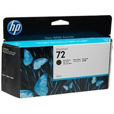 HP 72 130-ml Matte Black Ink Cartridge - Multicolour