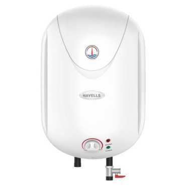 Havells Puro Plus 10L Storage Water Geyser - White
