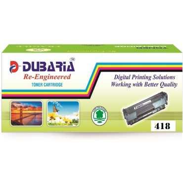 Dubaria 418 Cyan Toner Cartridge - Blue