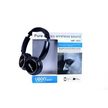 UBON (GBT-5605) WIRELESS HEADPHONE - Black