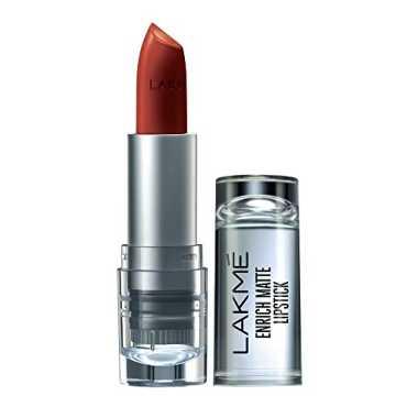 Lakme  Enrich Matte Lipstick (Shade RM13)