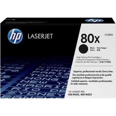 HP 80X Black LaserJet Toner Cartridge