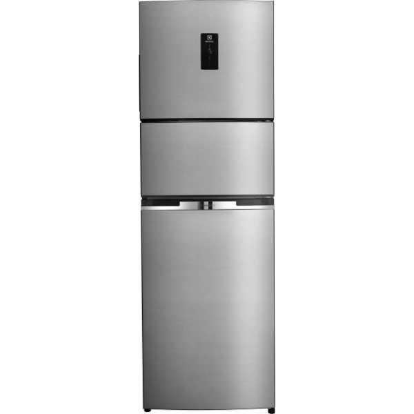 Electrolux EME3700MG 370 L Inverter Frost Free Triple Door Refrigerator