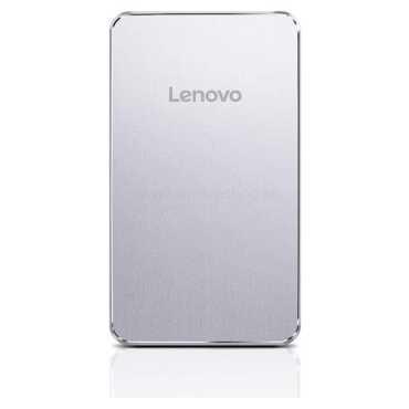 Lenovo PB420 5000mAh Power Bank - Black | Silver