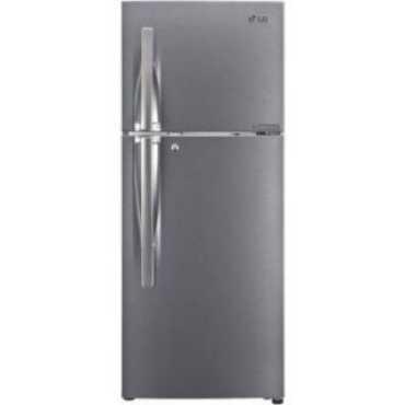 LG GL-S292RDS3 260 L 3 Star Inverter Frost Free Double Door Refrigerator