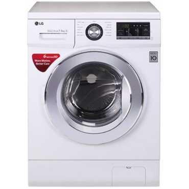 LG FH2G6EDNL22 7.5kg Fully Automatic Washing Machine - White | Blue