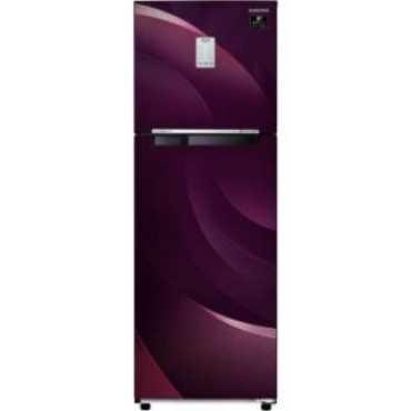 Samsung RT30T37534R 275 L 3 Star Inverter Frost Free Double Door Refrigerator