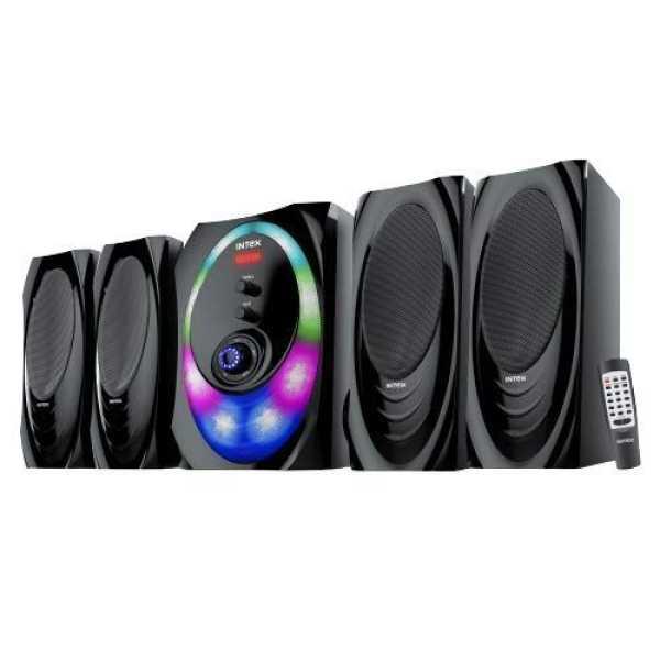 Intex IT-4500 4.1 Subwoofer Multimedia Speaker
