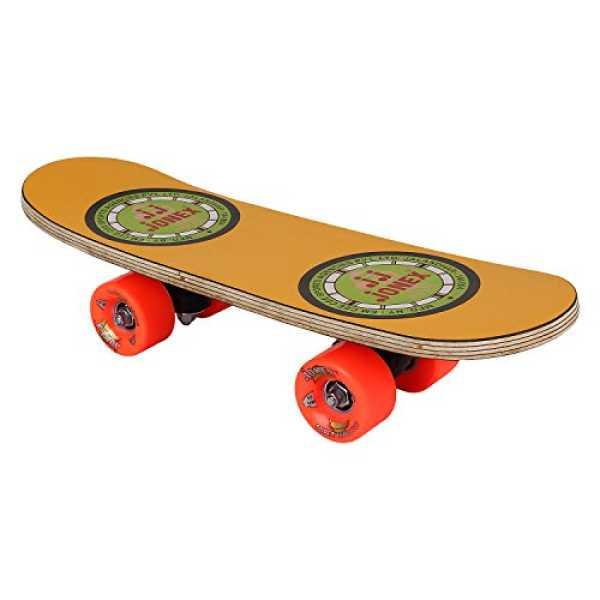 Jonex Super Tenacity Mini Skate Board - Green | Orange | Blue